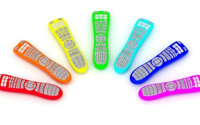 Universal Remotes – Why are there So Many Remotes?